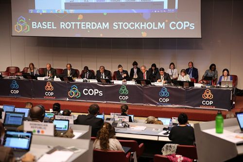 Preparations for Basel Convention COP-14 underway