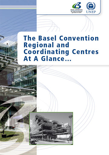 The Basel Convention Regional and Coordinating Centres at a glance