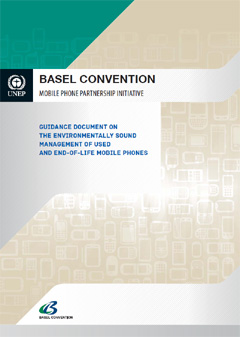 Guidance document on the environmentally sound management of used and end-of-life mobile phones