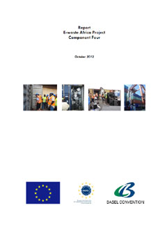 Report E-waste Africa Project Component Four