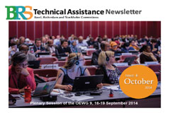The October  issue of the BRS Technical Assistance Newsletter is now available