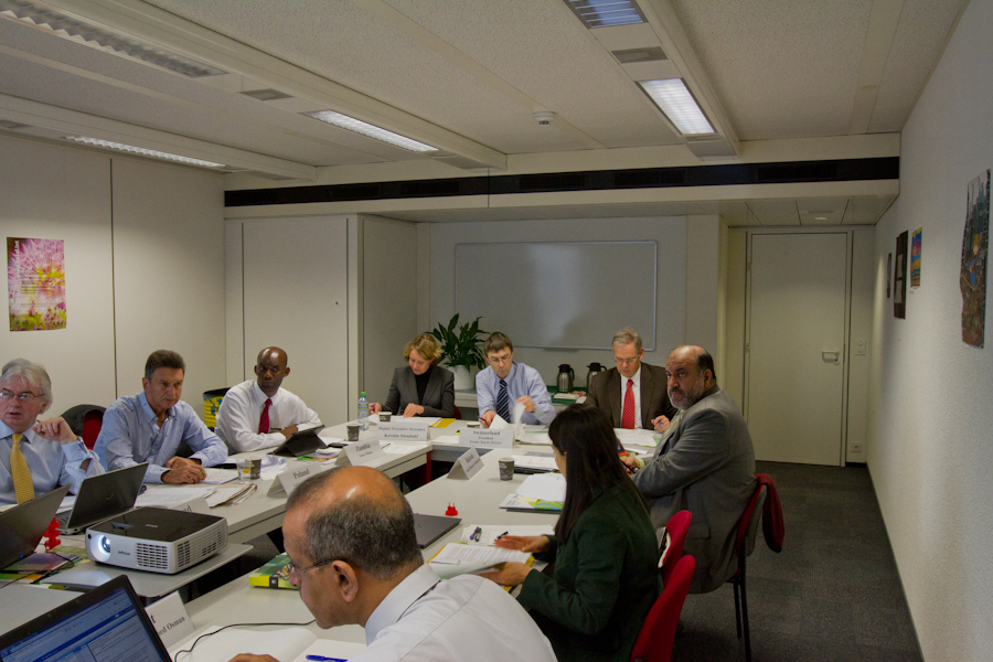 Meeting of the Expanded Bureau of the Conference of the Parties to the Basel Convention (BUREAU 11.1)